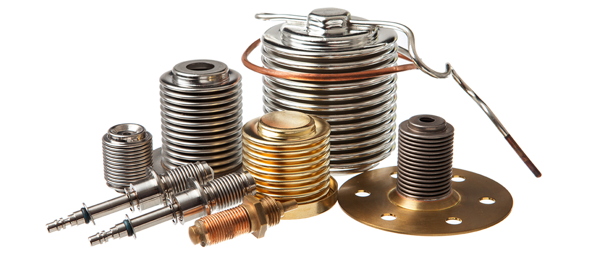 Sigma netics metal bellows and industrial pressure switches